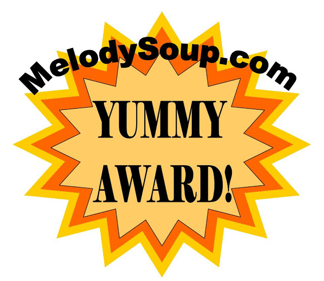 MelodySoup YUMMY! Award: July 2012 – Ain't Gonna Paint No More!