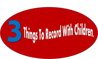 3 things to record with children in general music