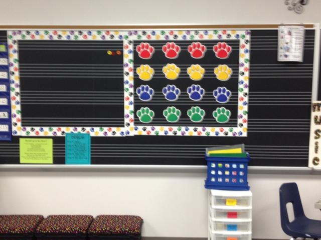 Music Classroom 2013-14
