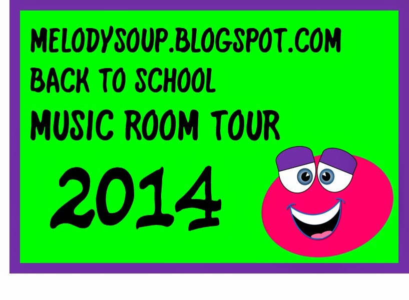 Back to School – Music Room Tour – 2014