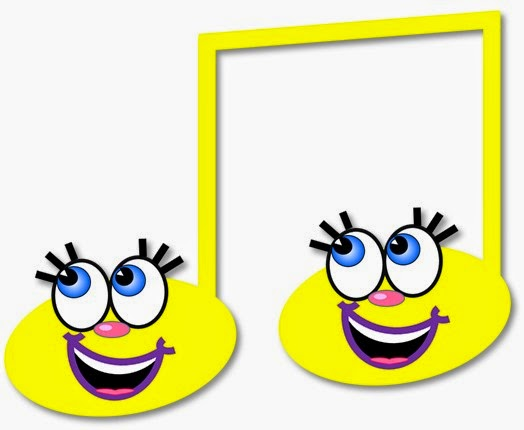 Just for fun! – FREE music clip art you might like!