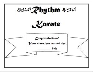 rhythm karate 2