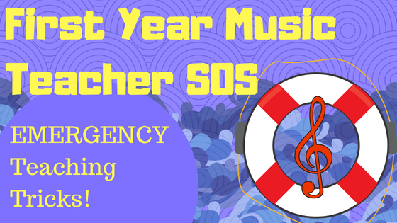 First Year Teacher SOS – EMERGENCY Teaching Tricks